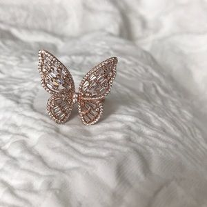 Jewelry - Butterfly Ring